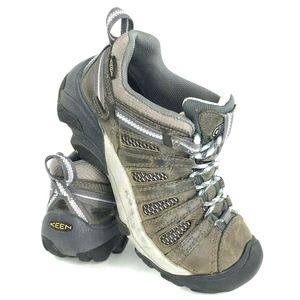 Keen Women Hiking Sneaker Oxford Shoes Size 7M
